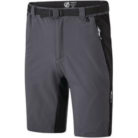 Dare 2b Disport II Pantaloncini Uomo, ebony grey/black